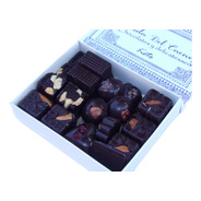 1/4 Bombones Keto Chocolate Premium Cacao Stevia Cetogenico