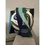 Pelota Balón adidas Brazuca Original Fifa Mundial 2014