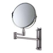 Espelho De Banheiro De Aumento Dupla Face Articulado