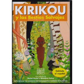 Kirikou Y Las Bestias Salvajes Michel Ocelot Pelicula Dvd