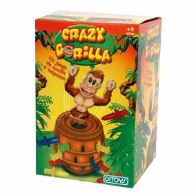 Crazy Gorilla Juego De Mesa Ditoys 611