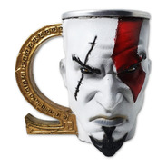 Caneca 3d Kratos God Of War Resina 250ml