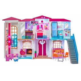 Casa Dos Sonhos Da Barbie Hello Dream House Com Wifi