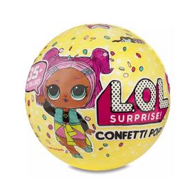 Boneca Lol Surpresa Confetti Pop Original Frete Gratis