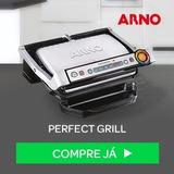 Churrasqueira Elétrica Perfect Grill Arno + Transformador