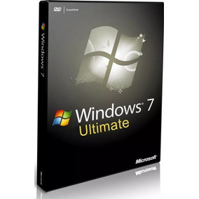 Windows 7 Ultimate 32/64 Bits Serial Chave Key - 2 Pcs