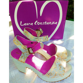 Sandalias De Diseño Dama