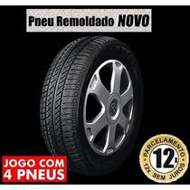 4x Pneu 185/65-15 Sandero Logan Onix Prisma Etios Versa C4