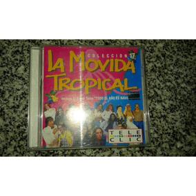 Cd Colección La Movida Tropical 17 R Maravilla Antonio Rios