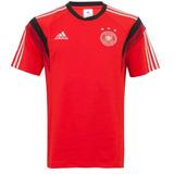 Camisa Alemanha adidas Copa 2014 Viagem Algodão 2014