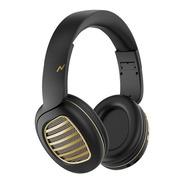 Auricular Bluetooth Noga Aris Ng-a80bt Negro Y Gold