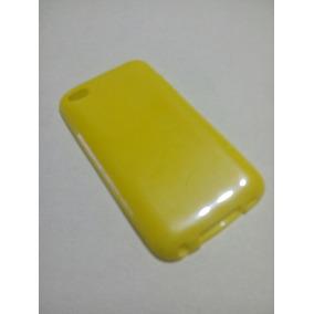 Protector De Silicon Para Ipod Touch 4