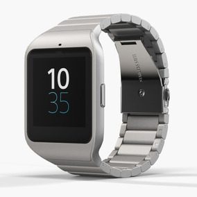Sony Smartwatch 3 Steel Android Quadcore Reloj Wifi Bt