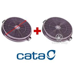 Filtro Carvão Coifa Cata | 21cm | 2 Peças| Original