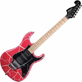Guitarra Tagima Juninho Afram Ja1 Hand Made Brasil C/ Case