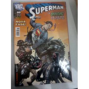 Gibi Panini Comic F. Am - Superman - Jul/2009 - Dc - 80