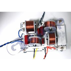 Divisor De Frequência Df 453 H Nenis 3 Vias 450 Watts Driver