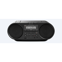 Radio Grabadora Sony Zs-rs60bt Bluetooth Usb Boombox Refurb