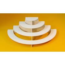 Base Cupcakes Escalera Semi Circular Ponquecitos Mini Shots