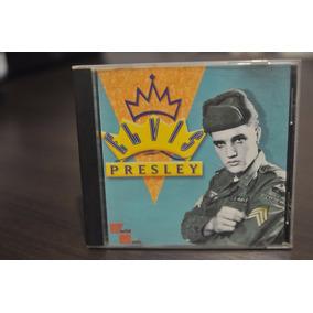 Cd Elvis Raro Argentina Musimundo Presley Vivo Titulos Españ