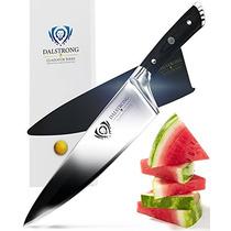 Dalstrong Cuchillo Chef - Serie Gladiador - Alemán Hc Acero