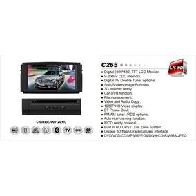 Kit Multimidia Mercedes C180,c200,c260 Winca S100 Completo