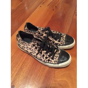 converse leopardo mercadolibre