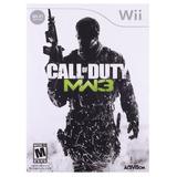 Call Of Duty: Modern Warfare 3 - Wii