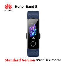 Pulseira Inteligente Huawei Honor Band 5 Com Oxímetro Azul
