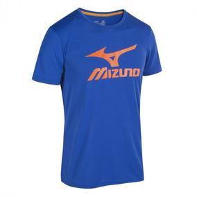 Remera Mizuno Big Logo Hombre Importada Baires Deportes