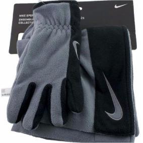 Set Bufanda Y Guantes Nike Unisex Envio Gratis