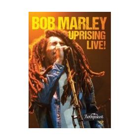 Dvd Bob Marley - Uprising Live