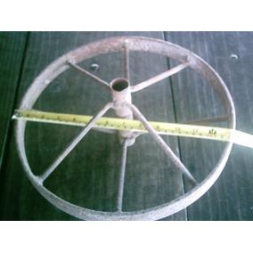 Roda De Ferro Carrinho De Mão