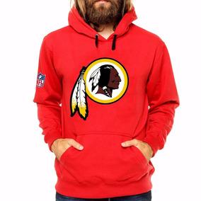 Moletom New Era Washington Redskins - Moletom Masculinas Vermelho no ... 0f0c58acf3ba9