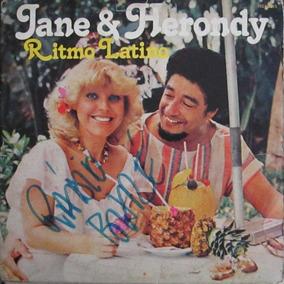 Compacto Jane E Herondy Ritmo Latino