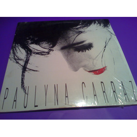 Disco Lp Paulyna Carraz De Coleccion Lp Color Transparente