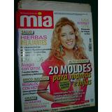 Revista Mia Con Moldes Moda Ropa Costura 1260 Mamas E Hijas