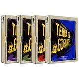 Box Original: Terra De Gigantes - Temp. Completa 16 Dvds