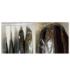 Capa Protetora Para Terno/camisa 56x90 C/100