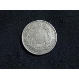2 Pesos De Plata 1927