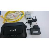 O Mais Novo Modem / Roteador Wi-fi Vivo Speedy