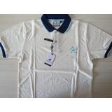 Camiseta Tipo Polo Beverly Hills Polo Club Colecc. Primavera