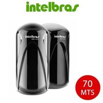 Sensor Barreira Intelbras 70 Metros Iva 3070 X Duplo Feixe