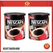Nescafé Tradición Pack 400gr