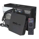 Receptor Tv Box P/ Transformar Tv Em Smart Original Novo !!!