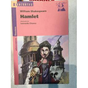 Livro Hamlet - William Shakespeare - Editora Scipione