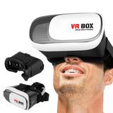 Lentes 360º Realidad Virtual Vr Box 3d 2.0 Iphone Android