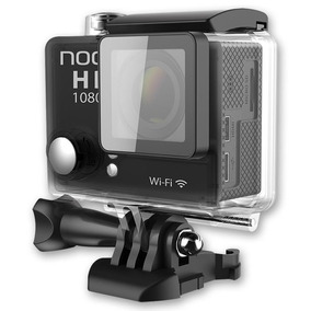 Camara Nogapro Fhd 1080 Visor Led De 2 Bluetooth 30mts Agua