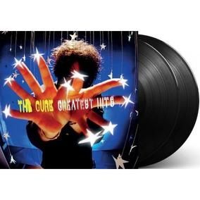 The Cure The Greatest Hits Vinilo Doble 2 Lp Nuevo En Stock