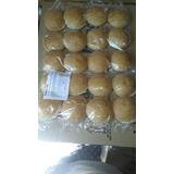 Pan Con Sesamo Para Maxi Hamburguesas